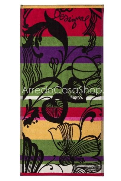 Asciugamani Desigual Floralia  Arredo Casa Shop