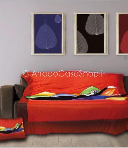 Plaid casaanversa arredo casa shop for Arredo casa shop