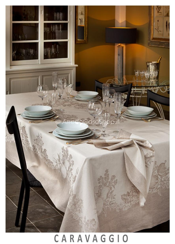 Servizio da tavola arredo casa shop - Tovaglie da tavola plastificate ...